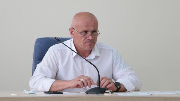 Глава администрации Судака Игорь Степиков