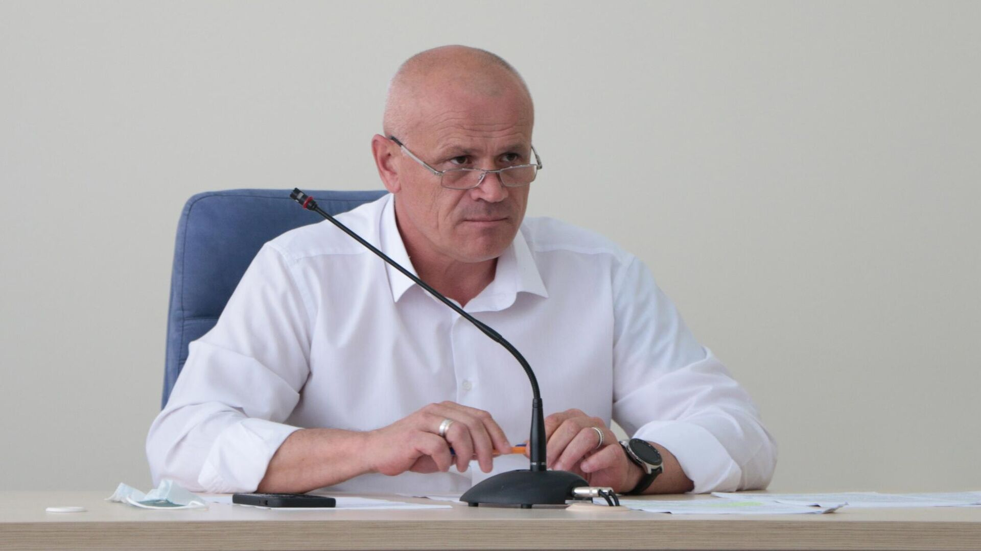 Глава администрации Судака Игорь Степиков  - РИА Новости, 1920, 11.10.2021