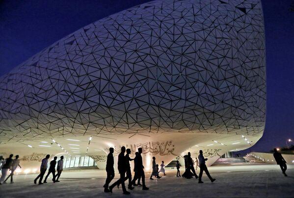 Мечеть Education City Mosque в Дохе