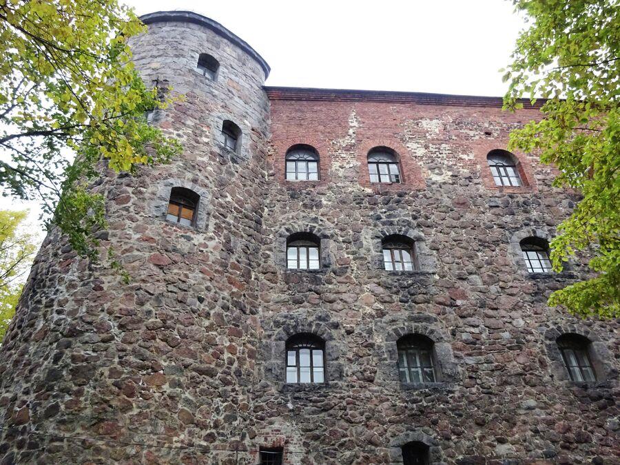 Выборгский замок, Райская башня