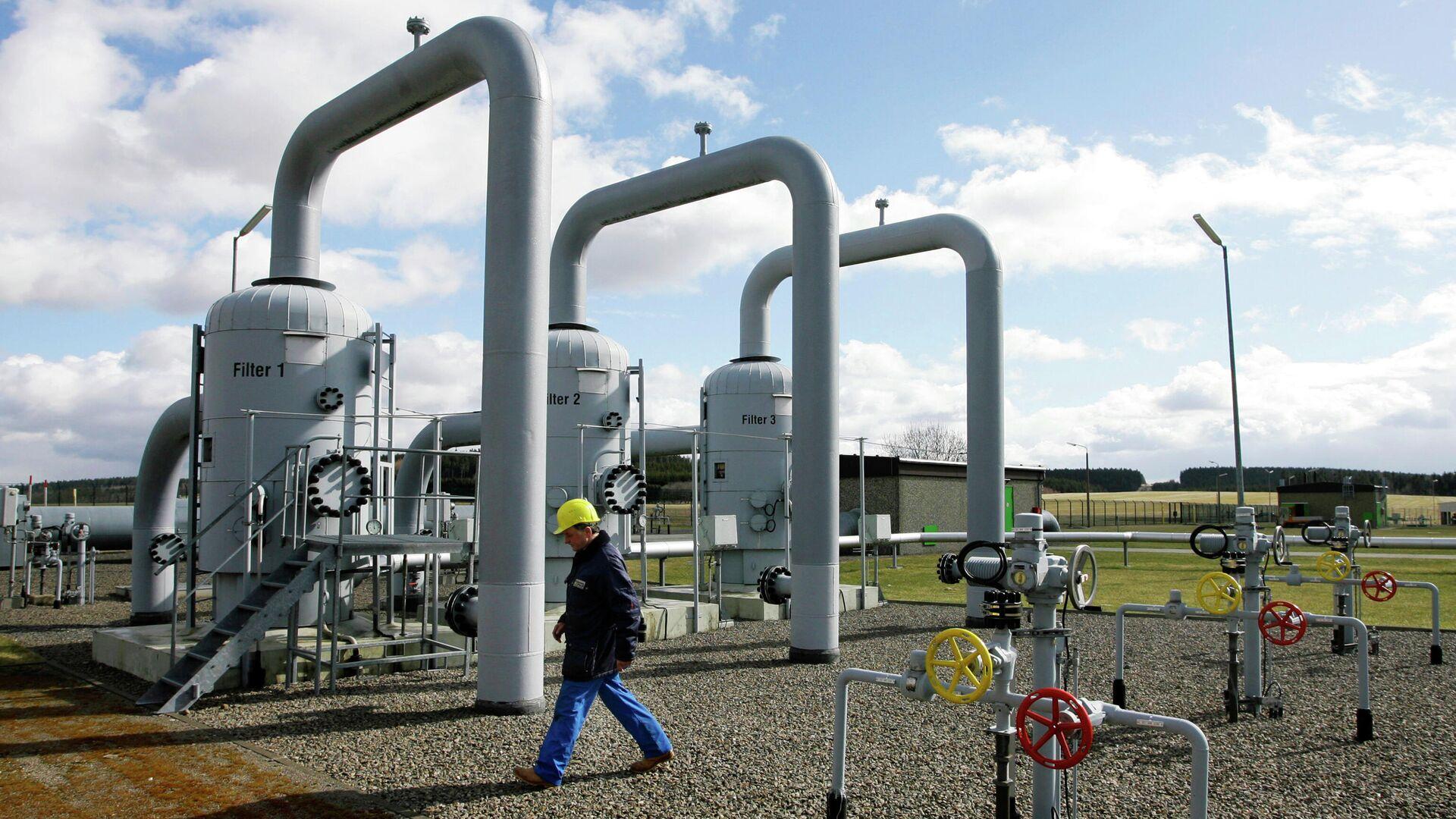 Стоимость ноябрьских фьючерсов на газ в ЕС опустилась до 950 долларов за тысячу кубометров