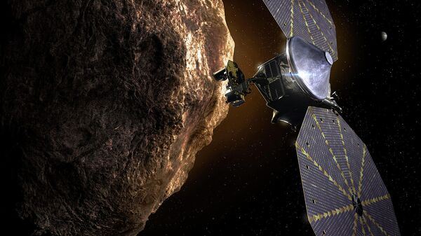 Люси (Lucy) — миссия НАСА к троянским астероидам Юпитера
