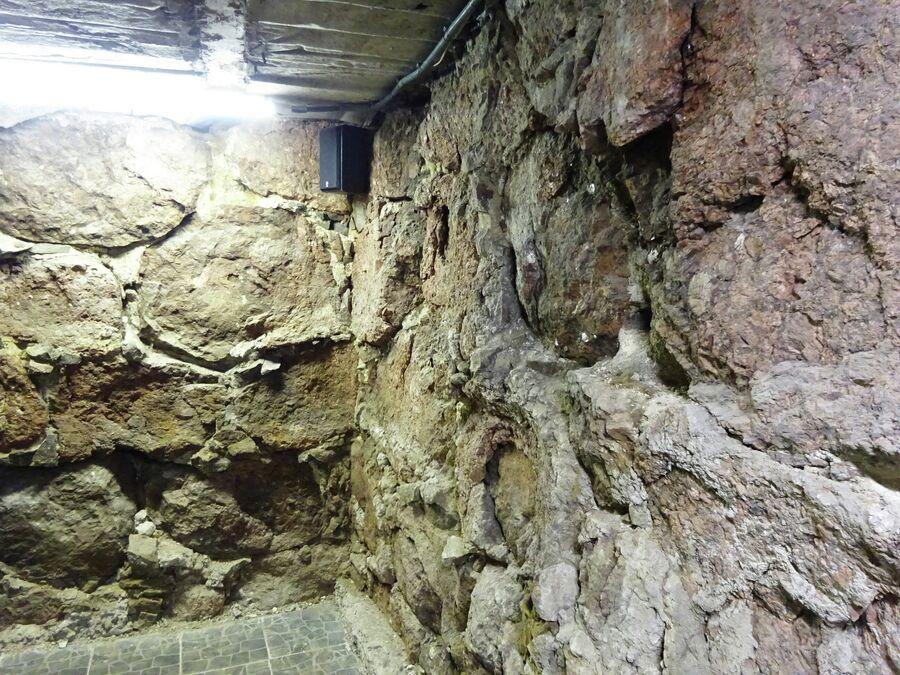 Каменная кладка 16 века