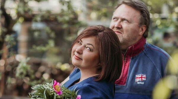 Наталья и Стивен