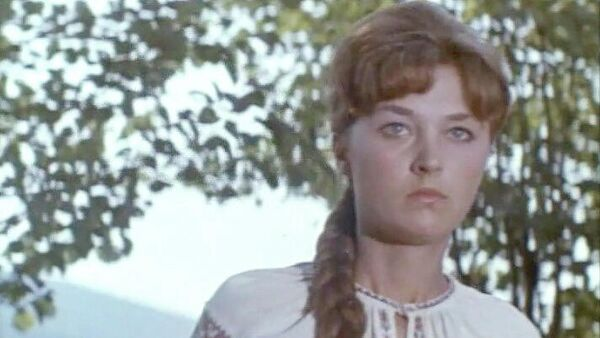 Кадр из фильма Трембита