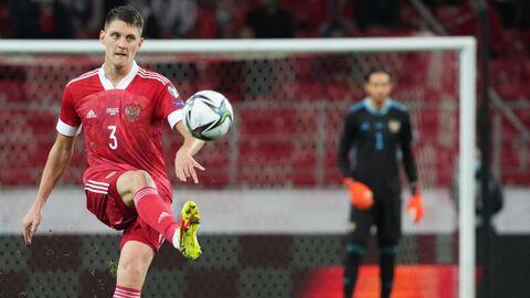Футбол. Отборочный матч ЧМ-2022. Россия - Мальта