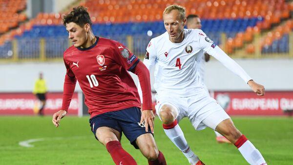 Футбол. Отборочный матч ЧМ-2022. Белоруссия - Чехия