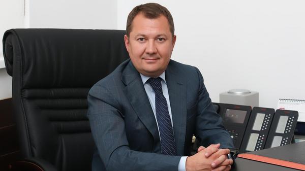 Врио главы администрации Тамбовской области Максим Егоров