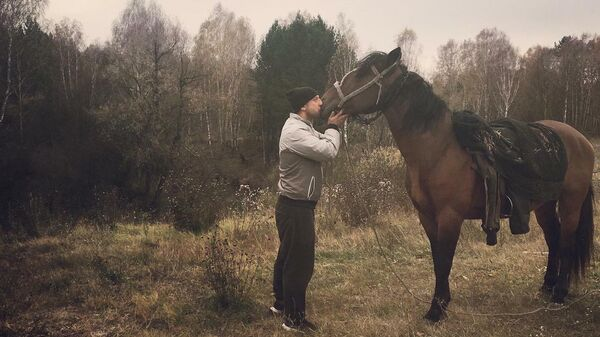 Иван с конем