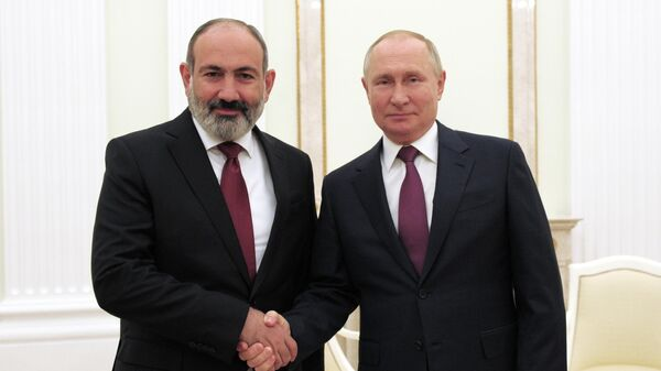 Пашинян положительно оценил встречу с Путиным