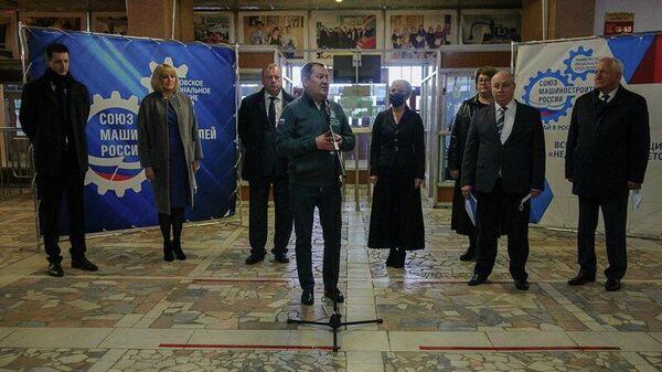 Глава Тамбовщины Егоров запустил акцию Неделя без турникетов