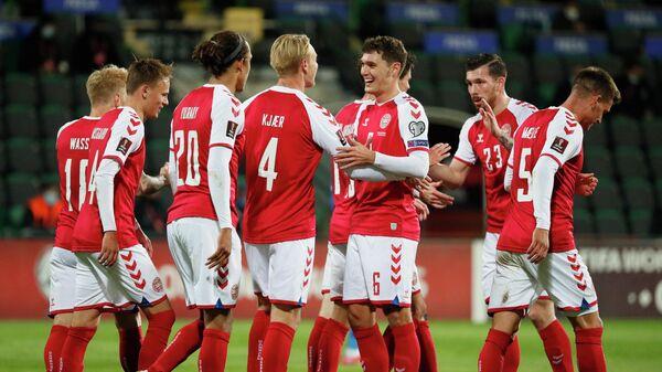 Сборная Дании по футболу