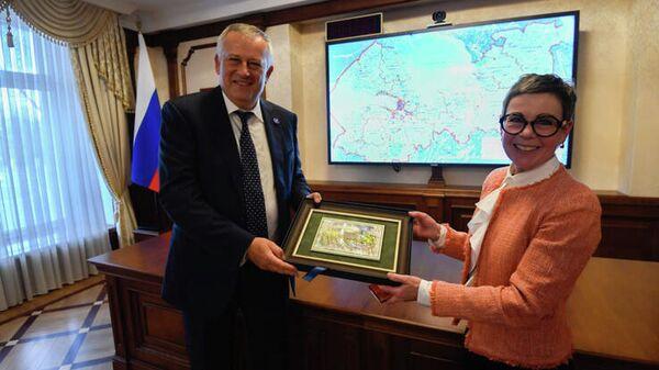 Ленобласть и Швейцария расширят сферы двустороннего сотрудничества
