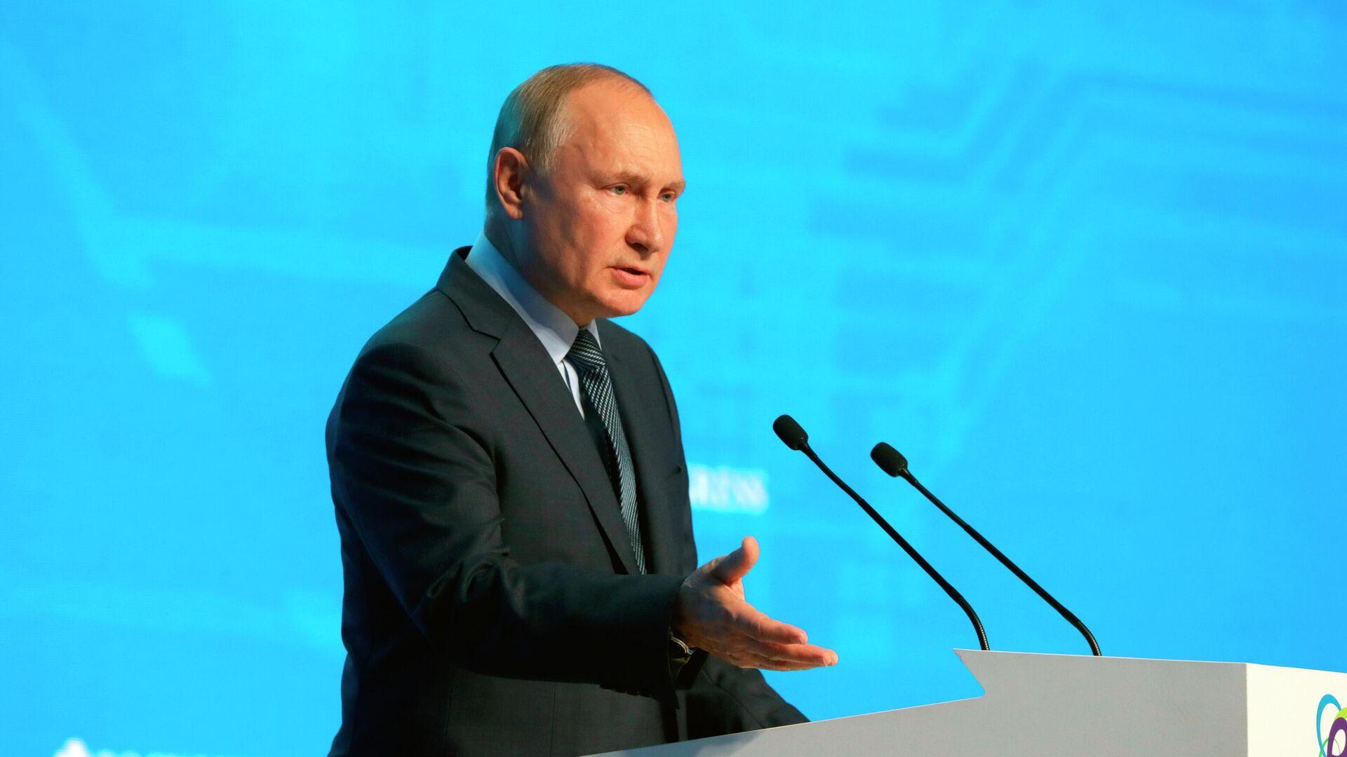 Слова Путина о США показались американцам насмешкой