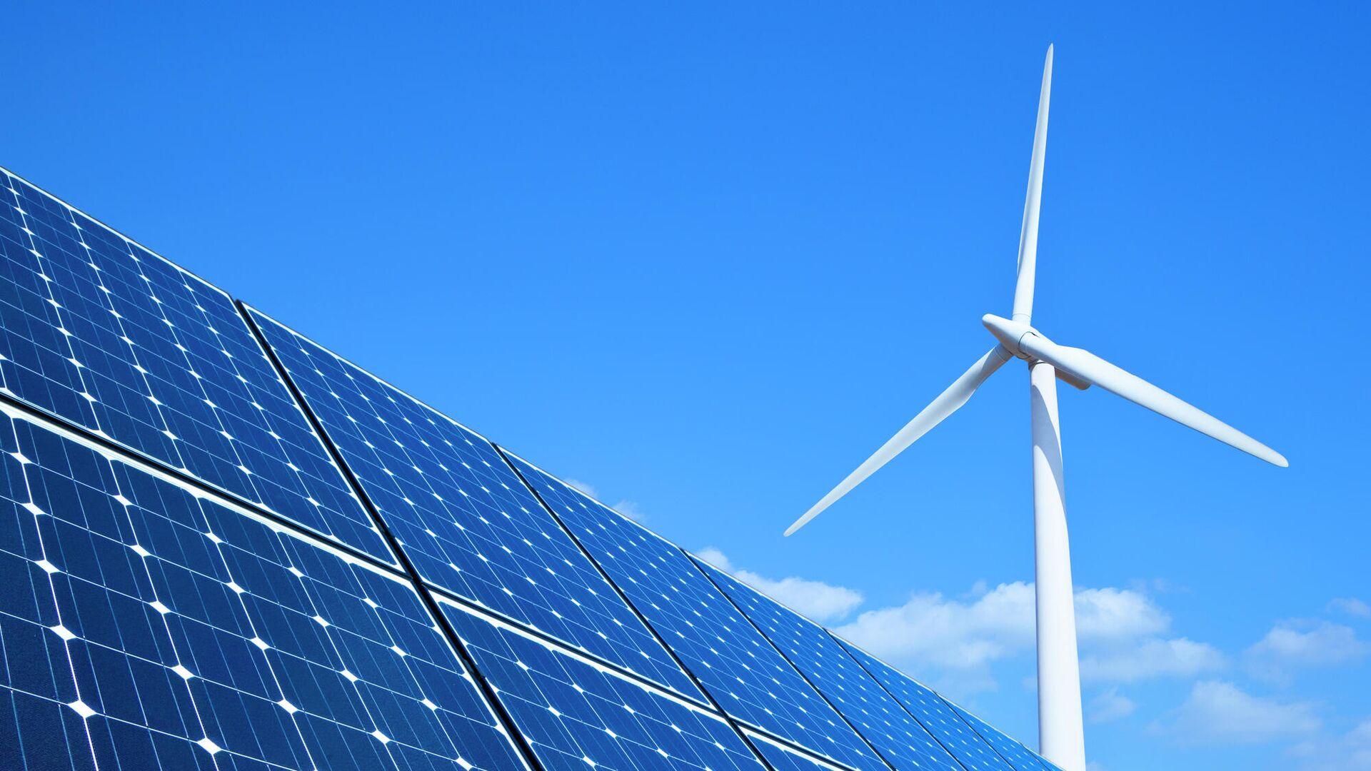 В Москве обсудят перспективы развития зеленой энергетики в Арктике - РИА Новости, 1920, 13.10.2021