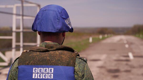 В СММ ОБСЕ не видели похищения представителя ЛНР украинскими силовиками