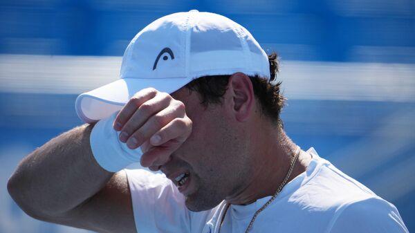 Карацев не смог выйти в четвертьфинал турнира в Индиан-Уэллсе