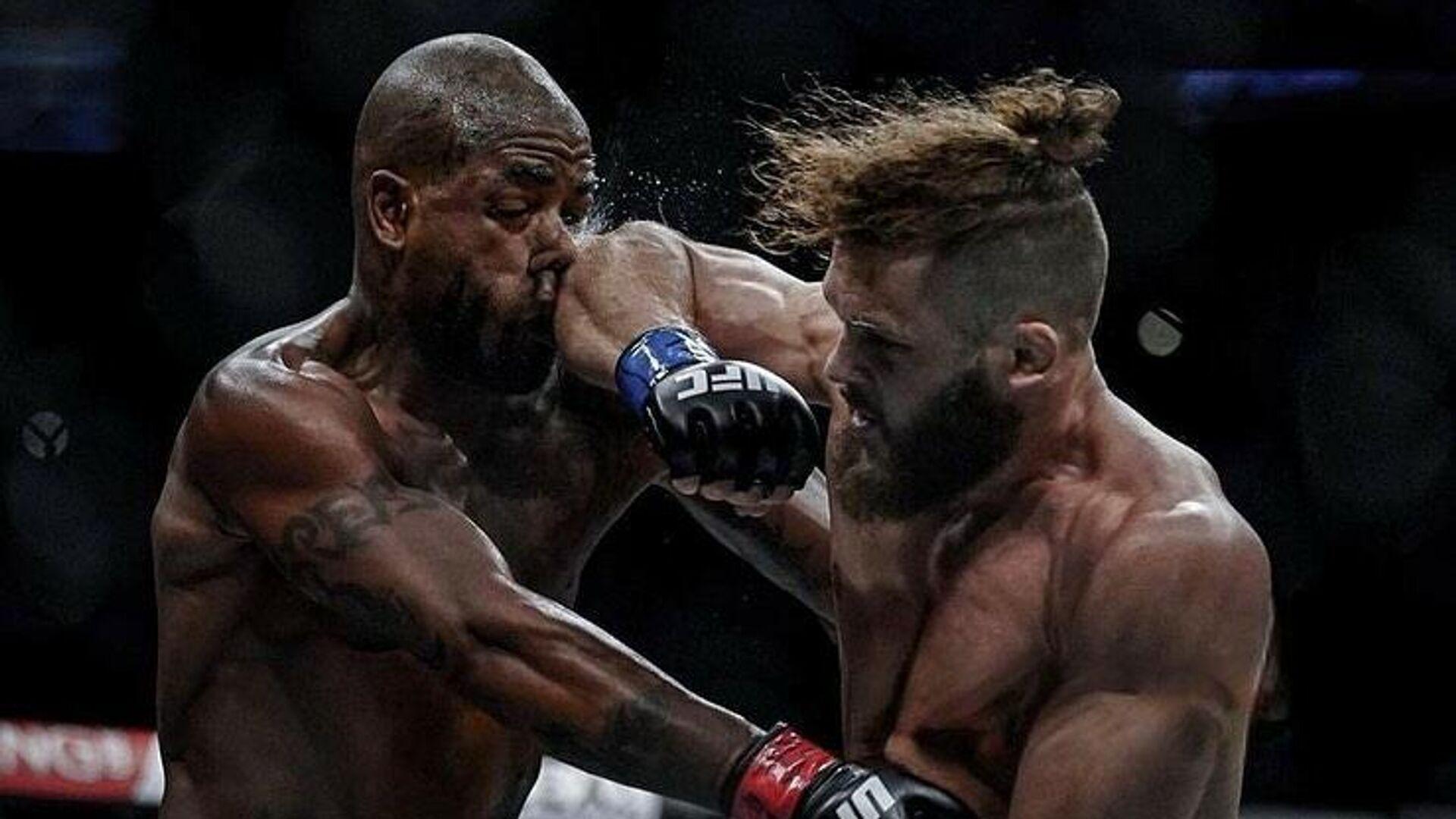 Боец UFC Рафаэль Физиев - РИА Новости, 1920, 14.10.2021