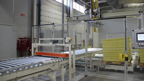 Saint-Gobain запустила новую производственную линию на заводе в Егорьевске