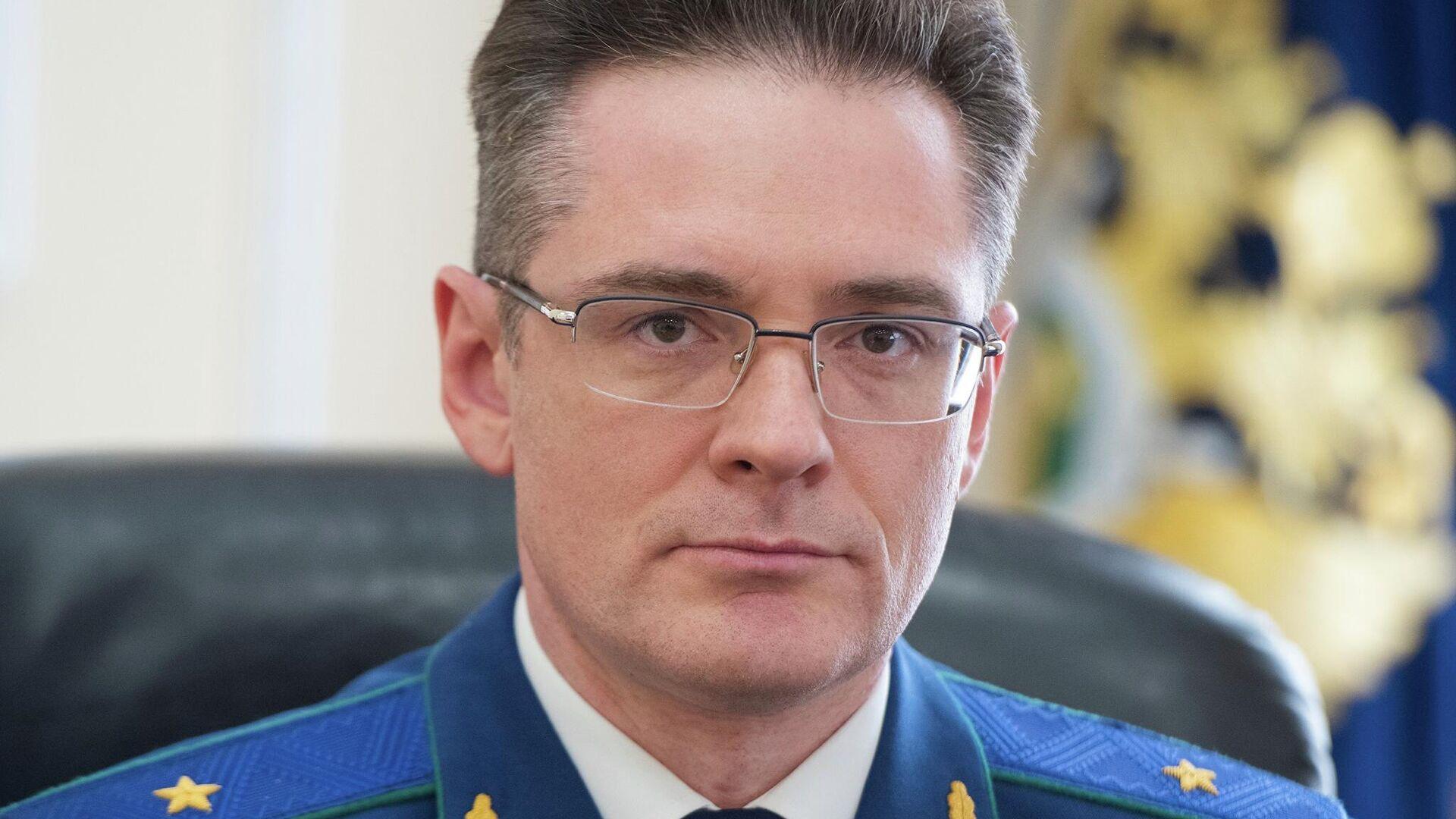 Разинкина назначили первым заместителем генпрокурора