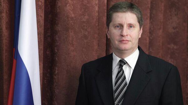 Директор третьего департамента Азии МИД РФ Николай Ноздрев