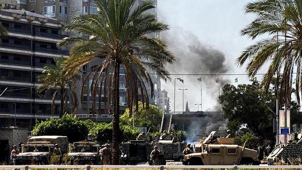 Ситуация в Бейруте