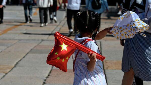Празднование Национального дня в Китае