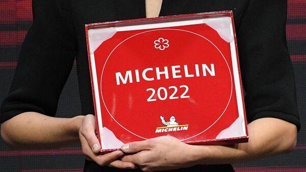 Церемония вручения звезд Michelin московским ресторанам