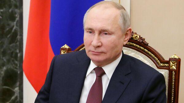 LIVE: Путин на заседании Совета глав государств СНГ