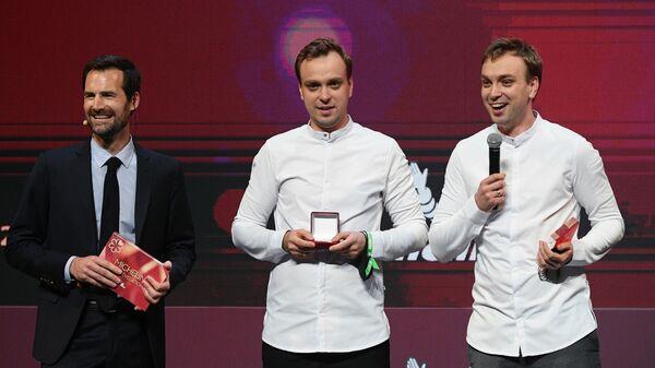 Шеф-повара ресторана Twins Garden Иван и Сергей Березуцкие получают две звезды Мишлен