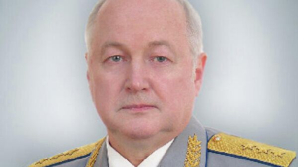 Начальник Академии ФСБ России Евгений Сысоев