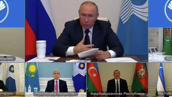 """""""Как минимум русский язык нужно знать"""" – Путин  о мигрантах в России"""