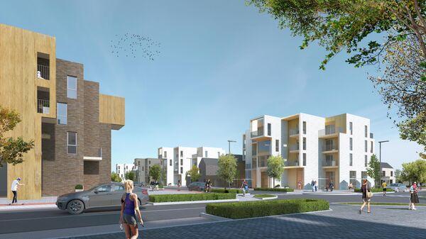 Проект индивидуального жилищного строительства