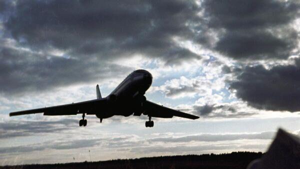 Самолет ТУ-104 -первый советский реактивный пассажирский самолёт. Н. Бобров / РИА Новости