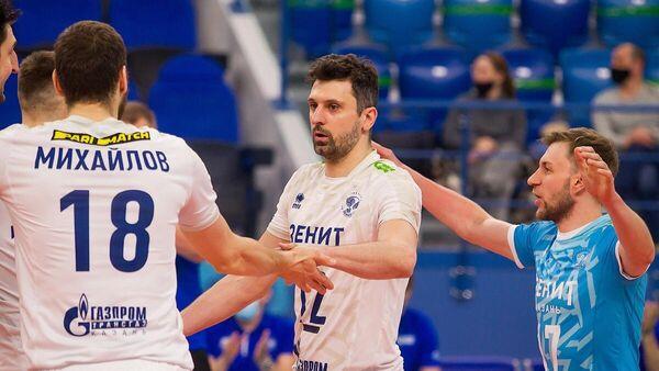 Волейболисты Зенит-Казань