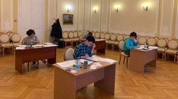 Российские школьники завоевали две золотые и две серебряные медали на Международной олимпиаде Romanian Master of Mathematics