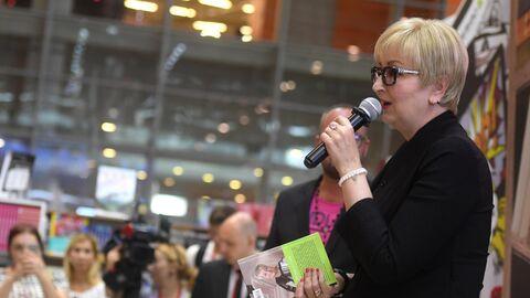 Татьяна Устинова: для чтения не нужна привычка, нужна потребность