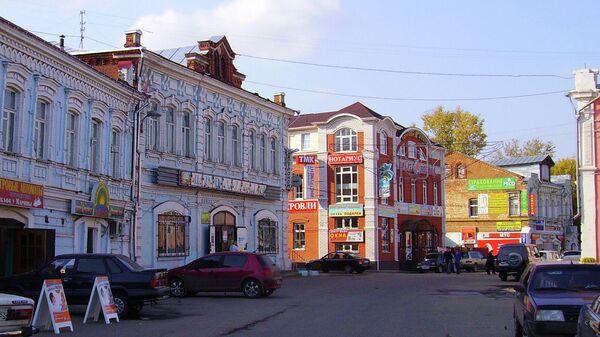Павлово, Нижегородская область