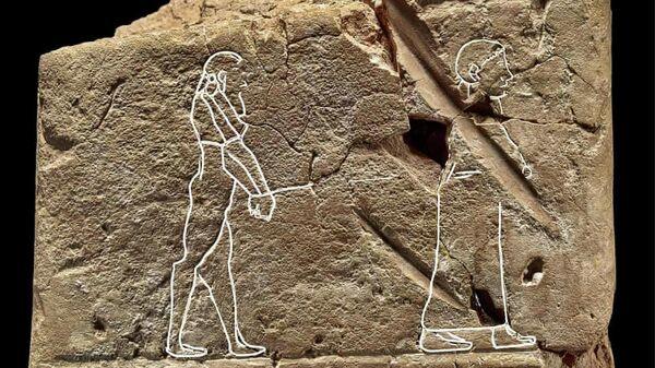 Самый древний в мире рисунок призрака найден в Британском музее