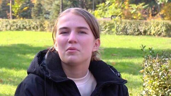 Девочка из Луганска попросила Зеленского закрыть сайт Миротворец