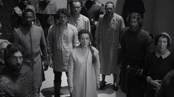 Кадр из трейлера к фильму Макбет