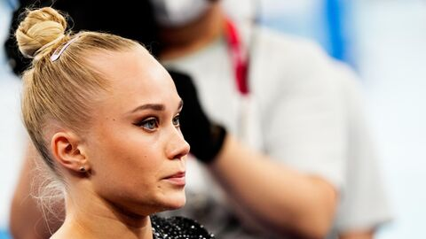 Олимпиада-2020. Спортивная гимнастика. Женщины. Разновысокие брусья