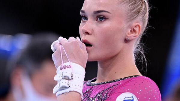 Олимпиада-2020. Спортивная гимнастика. Женщины. Индивидуальное многоборье
