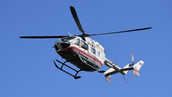 Легкий многоцелевой вертолет санитарной авиации