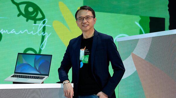 Исполнительный директор компании Acer Джейсон Чен