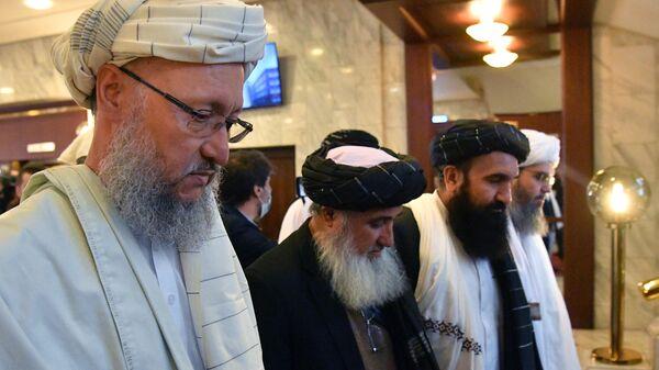 Представитель движения Талибан* после третьего заседания московского формата консультаций по Афганистану