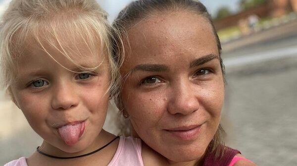 Екатерина с Евой