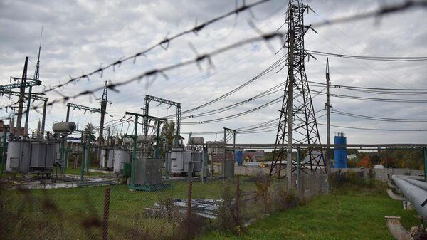 Новояворовская ТЭЦ в Львовской области