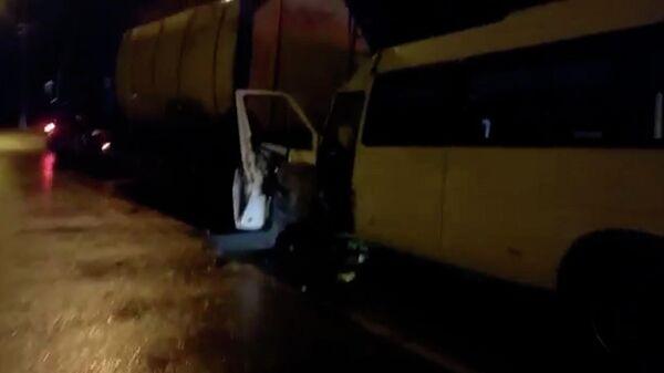 ДТП с автобусом во Владимирской области
