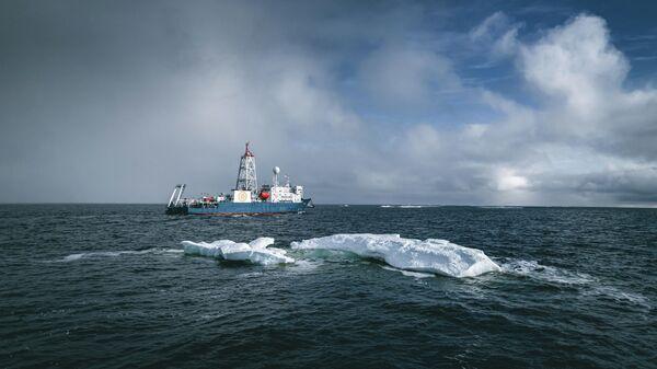 Роснефть исследовала неизведанные уголки Арктики